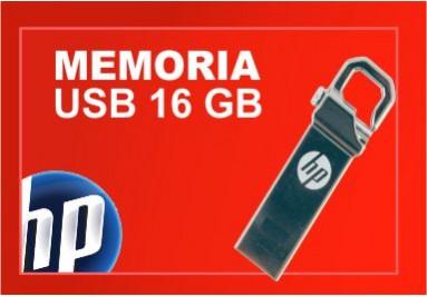 Memoria USB HP